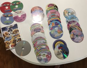 Lot Of 27 Kids DVDs Some 80s for Sale in Washington, DC