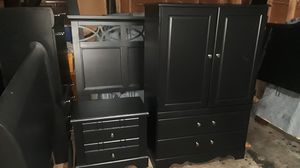Martin Luther King Day special 3 piece beautiful bedroom set queen size for Sale in Lithonia, GA