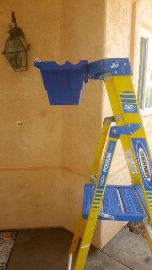 Werner Podium Ladder for Sale in San Marcos, CA