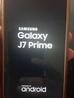Samsung Galaxy J7 Prime for Sale in Palos Verdes Peninsula,  CA