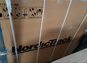 Nordictrack audiostrider 990 pro elliptical Brand new still in the box for Sale in Los Angeles, CA