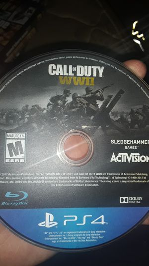 Call of duty ww2 for Sale in Sandy, UT