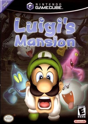 Luigi's mansion GameCube game for Sale in Sloughhouse, CA