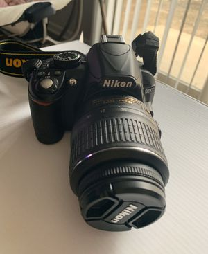Nikon D3100 camera for Sale in Columbia, MD