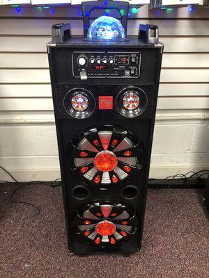 Bluetooth speaker 🔊 karaoke 🎤 for Sale in Fairfax, VA