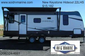 New 2020 Keystone Hideout 22LHS for Sale in Jerome, ID