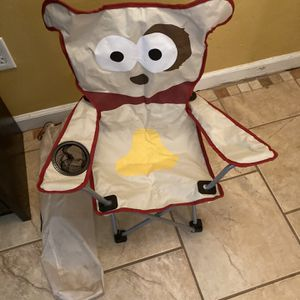 Beach Chair With Bag—kids for Sale in Ellenwood, GA