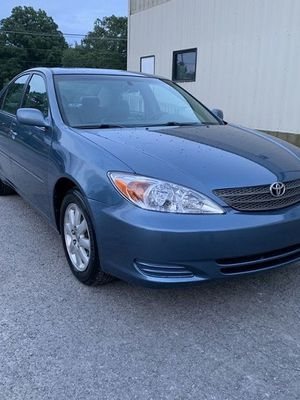 2OO2 Toyota Camry Price $8OO Low Mils for Sale in Seattle, WA