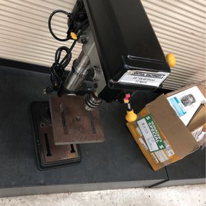 Central Machinery Drill Press for Sale in Fort Lauderdale, FL