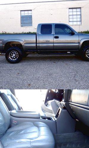 2001 Chevrolet Silverado for Sale in Bristol, TN