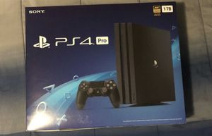 PS4 Pro for Sale in Itasca, IL