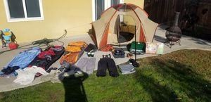 Camping equipment. for Sale in La Verne, CA