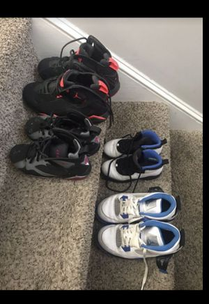 Kids Jordan's make an offer for Sale in Lanham, MD