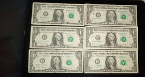 Collection of $1 Star Notes 2013 for Sale in Kalamazoo, MI