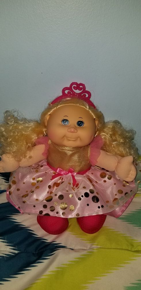 NEW Cabbage Patch Baby Doll