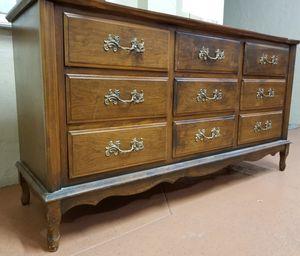 Vintage French Wood Dresser for Sale in Cutler Bay, FL