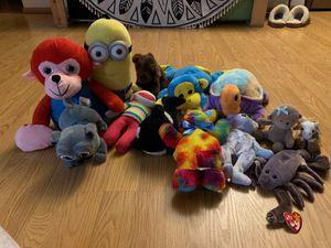 Stuffed animals for Sale in Lake Stevens, WA