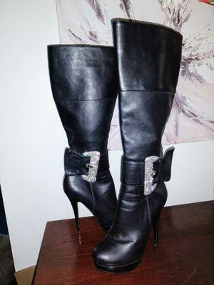 Women's in stiletto/High Heel boots for Sale in Salt Lake City, UT