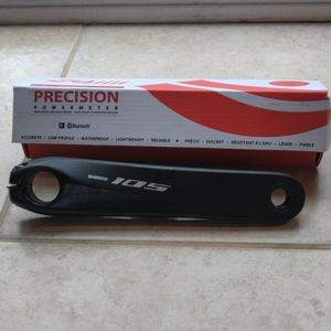 Left-Side 4iiii Power Meter Shimano 105 172.5 for Sale in Springfield, VA