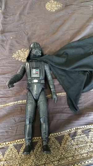 1978 Darth Vader star wars 12in action figure toy collectible for Sale in Everett, WA