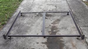 Heavy duty King/Queen Bed Frame for Sale in Lakeland, FL