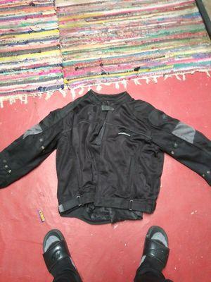 Sheer Field motorcycle jacket for Sale in Philadelphia, PA