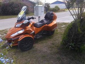2014 spyber 4to 5,000 miles on it mint condition for Sale in Avon Park, FL
