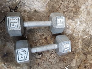 15 pounds of weight for Sale in West Palm Beach, FL