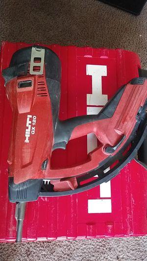 Hilti gx120 for Sale in Marietta, GA