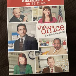The Office Complete Series On DVD Brand New for Sale in San Leandro, CA