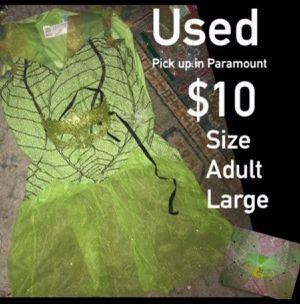Tinkerbell 1 costume for Sale in Paramount, CA