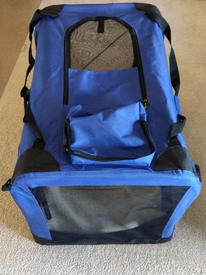 collapsible large dog travel crate for Sale in Marietta, GA