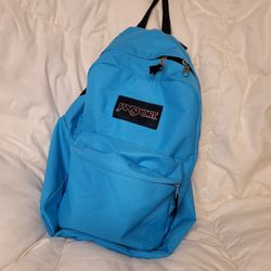 Electric BLUE Jansport BACKPACK for Sale in Los Angeles,  CA