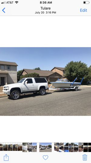 Gulfstream 18ft for Sale in Tulare, CA