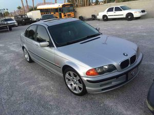 2001 BMW 3 Series / Automatic! We Finance ! for Sale in Las Vegas, NV