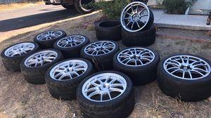"Wheels enkei 18 "" for Sale in Murrieta, CA"