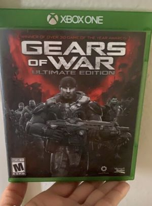 Xbox Gears of WAR for Sale in Santa Maria, CA