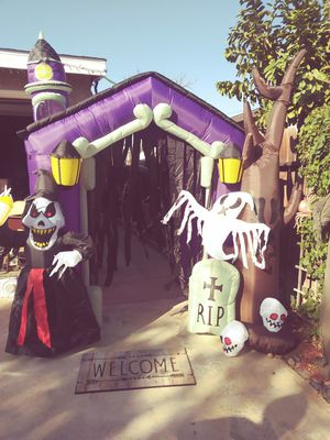 Haunted House blow up for Sale in Covina, CA