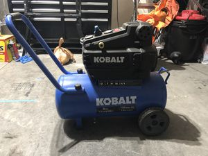 Kobalt 8 Gal Air Compressor for Sale in North Las Vegas, NV
