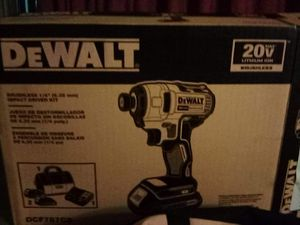 20-Volt MAX Lithium-Ion Cordless 1/2 in. Drill/Driver Kit for Sale in Santa Ana, CA
