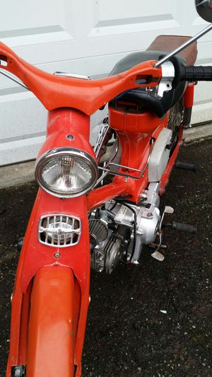 1965 honda trail 55 tacoma for Sale in Bothell, WA