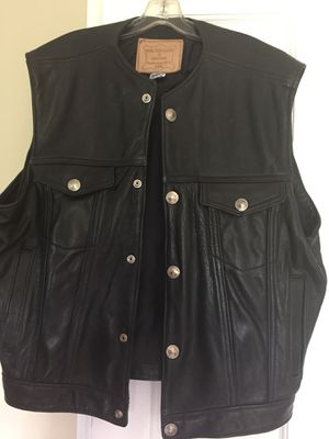 New Size XL Motorcycle Vest for Sale in Pelham, NH