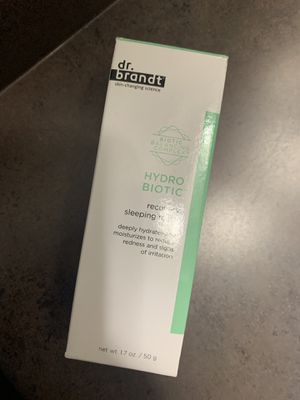 Dr. Brandt sleeping mask for Sale in Chino, CA
