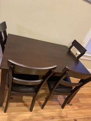 Table with chairs! for Sale in Norfolk, VA