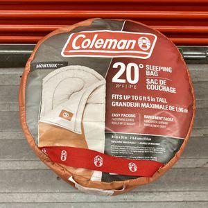 Coleman Sleeping Bag for Sale in Scottsdale, AZ