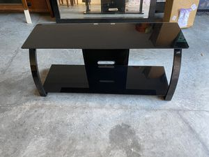 Metal & Glass TV stand for Sale in New Port Richey, FL