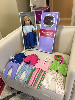 American girl doll 18in Truly Me.. LIKE..NEW..W/extra clothes.. $100.. FIRM for Sale in Clackamas, OR