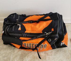 Princeton Lacrosse Black & Orange Large Duffle Bag for Sale in Landover, MD