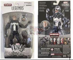 VENOM EDDIE BROCK & BAF Part HASBRO VENOM Marvel Legends 6inch FIGURE for Sale in Rancho Cucamonga, CA