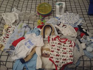 Free Baby clothes & accessories for Sale in Greensboro, NC
